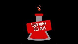 İzmir Kimya Özel Ders  Kimya ve Enerji Soru Çözümü