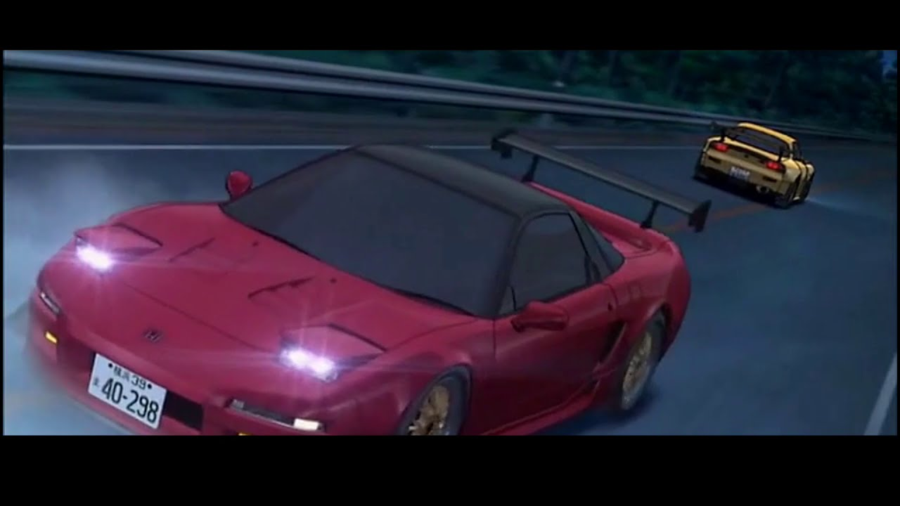 Download Initial D [AMV] - Soul on Display