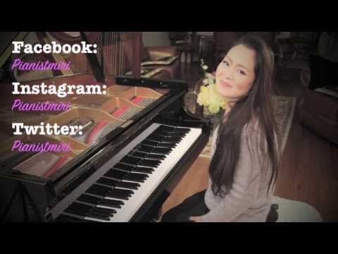 Idina Menzel - Let It Go from Frozen | Piano Cover by Pianistmiri 이미리
