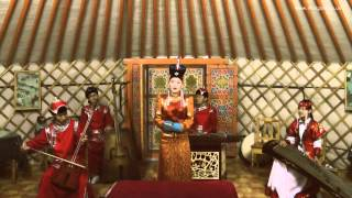 Traditional Mongolian Music & Songs (Live Concert