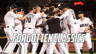 MLB | Forgotten Classics #6 - 2017 NL Wild Card Game (COL vs ARZ)