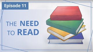 """【Episode 11】The need to read — """"Heaven in Daily Instalments"""""""