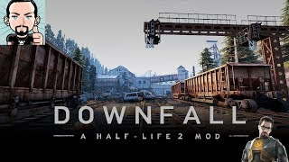 Half-life 2 : Downfall [Découverte Mod] Court, Mais Sympa !