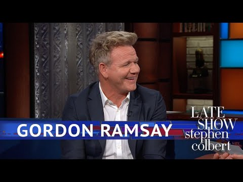Gordon Ramsay Cooked For Vladimir Putin