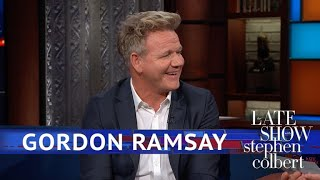 Gordon Ramsay Cooked For Vladimir Putin