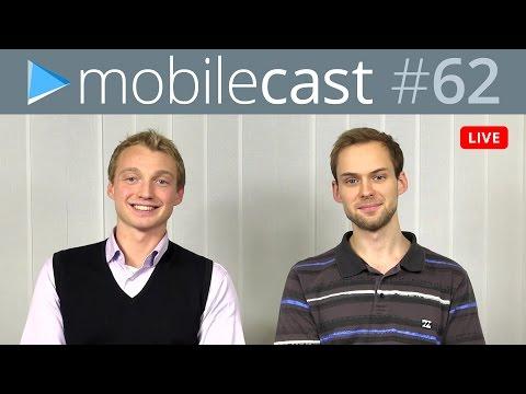 mobilecast #62: Chrome, BlackBerry, Surface, LTE a sociální sítě