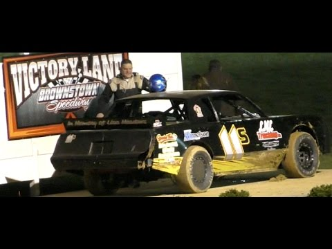 Zach Stalker 11S Feature Race and Interview 4-1-2017
