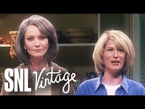Martha Stewart on Thanksgiving  SNL