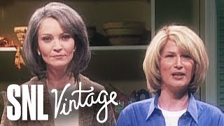 Martha Stewart on Thanksgiving - SNL