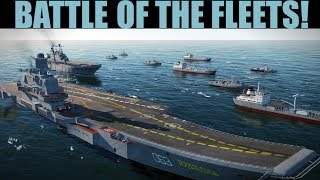 Brunei Campaign: Battle Of The Naval Fleets | DCS 2.5