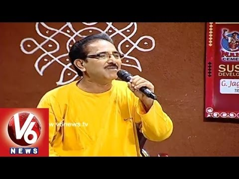 Telangana Special Folk Songs || Folk Star Dhoom Thadaka 6 || V6 News