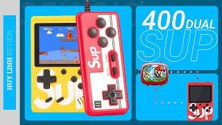 Máy chơi game Sup G4 Plus hỗ trợ tay cầm 2 người chơi - Niềm vui nhân đôi