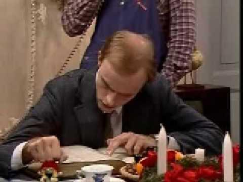 The Julekalender Oluf Sælger Kartofler Youtube