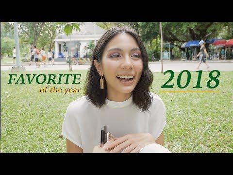 FAVORITE OF THE YEAR 2018 ใช้แล้วชอบประจำปีนี้ | Fah Sarika