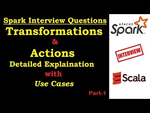 Spark Transformations Explained With Use Cases | Apache Spark FAQs(Part-1)