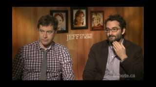 Mark & Jay Duplass - Jeff, Who Lives at Home Interview with Tribute