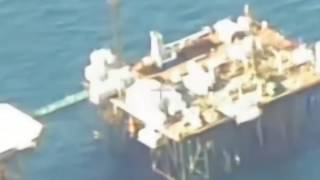 Видео буровых вышек в Черном море(, 2017-02-02T05:59:35.000Z)