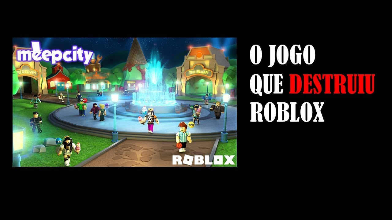 Roblox Meepcity Como Jogar - A Verdade Sobre Meepcity Roblox