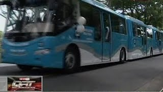 QRT: Hybrid electric road train, posibleng solusyon sa road congestion