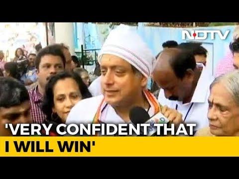 BJP Did Nothing To Ease Distress Of Sabarimala Believers: Shashi Tharoor
