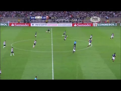 Atlético Mineiro 4 - 3 Lanús Recopa Sudamericana 2014