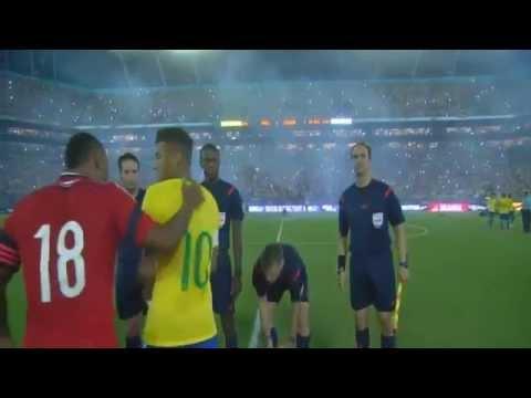 Neymar perdona a Zuñiga