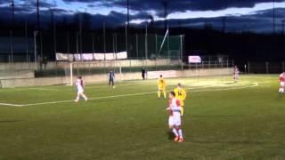 ZÁZNAM UTKÁNÍ MVM U17 SK SLAVIA PRAHA 4:0 (2:0) FC VYSOČINA JIHLAVA