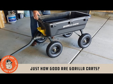 Just How Good Are Gorilla Carts?