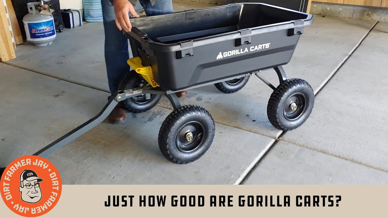 Just How Good Are Gorilla Carts Youtube