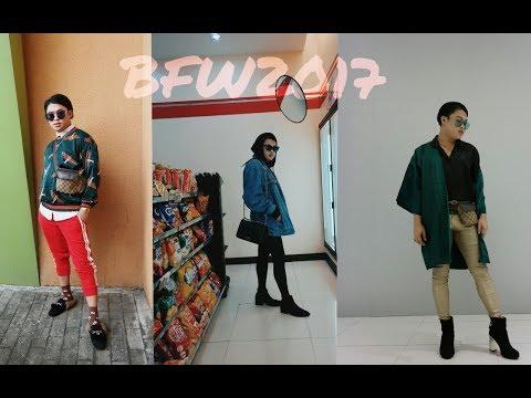 Attending a fashion week (Bacolod Fashion week 2017) | ROLYNJ