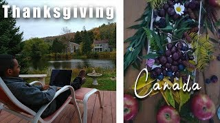 🍁Ambiance Thanksgiving au Canada🍁 ¬ Quebec ¬ Mila Summer