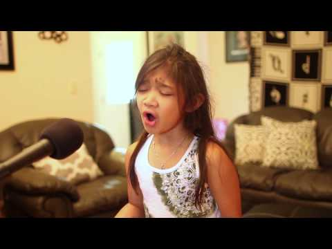 """Angel of Music"" Phantom of the Opera - Angelica Hale (7 years old)"