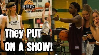 They Put On a SHOW! Champaign Central and Metamora Summer League Highlights