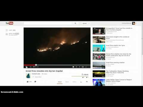 """Breaking News"" Israel Strikes Damascus!! Webbot May 20 Global Coastal Event! Meteor Shower?"