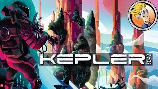 Kepler-3042 — game preview at SPIEL '17