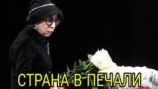 НОЧЬЮ СКОНЧАЛСЯ НАРОДНЫЙ АРТИСТ РОССИИ