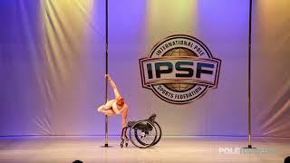 Erin Clark - IPSF World Pole Championships 2018