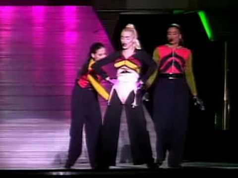 Madonna  Causing A Commotion Blond Ambition Tour Yokohama