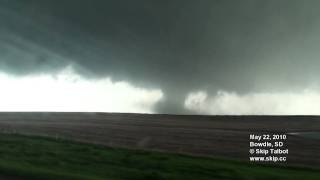 may 22 2010 violent wedge and south dakota tornadoes