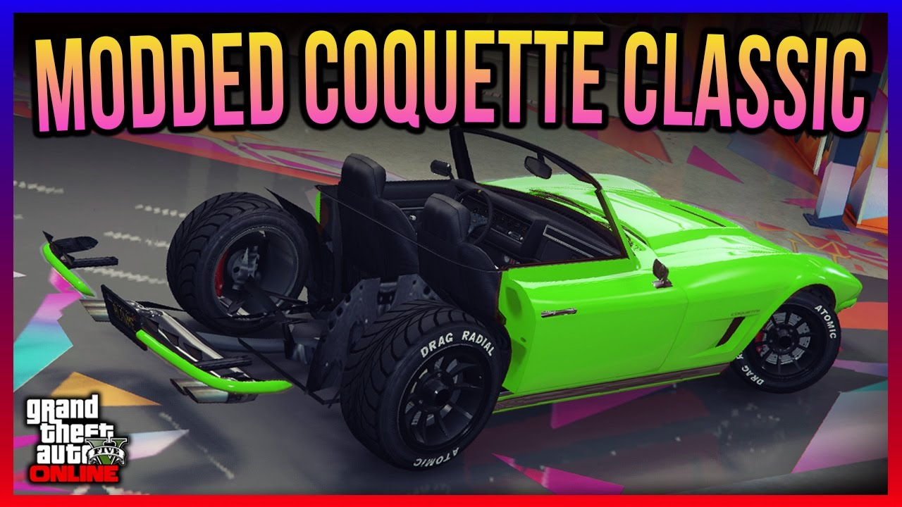 play the coquette