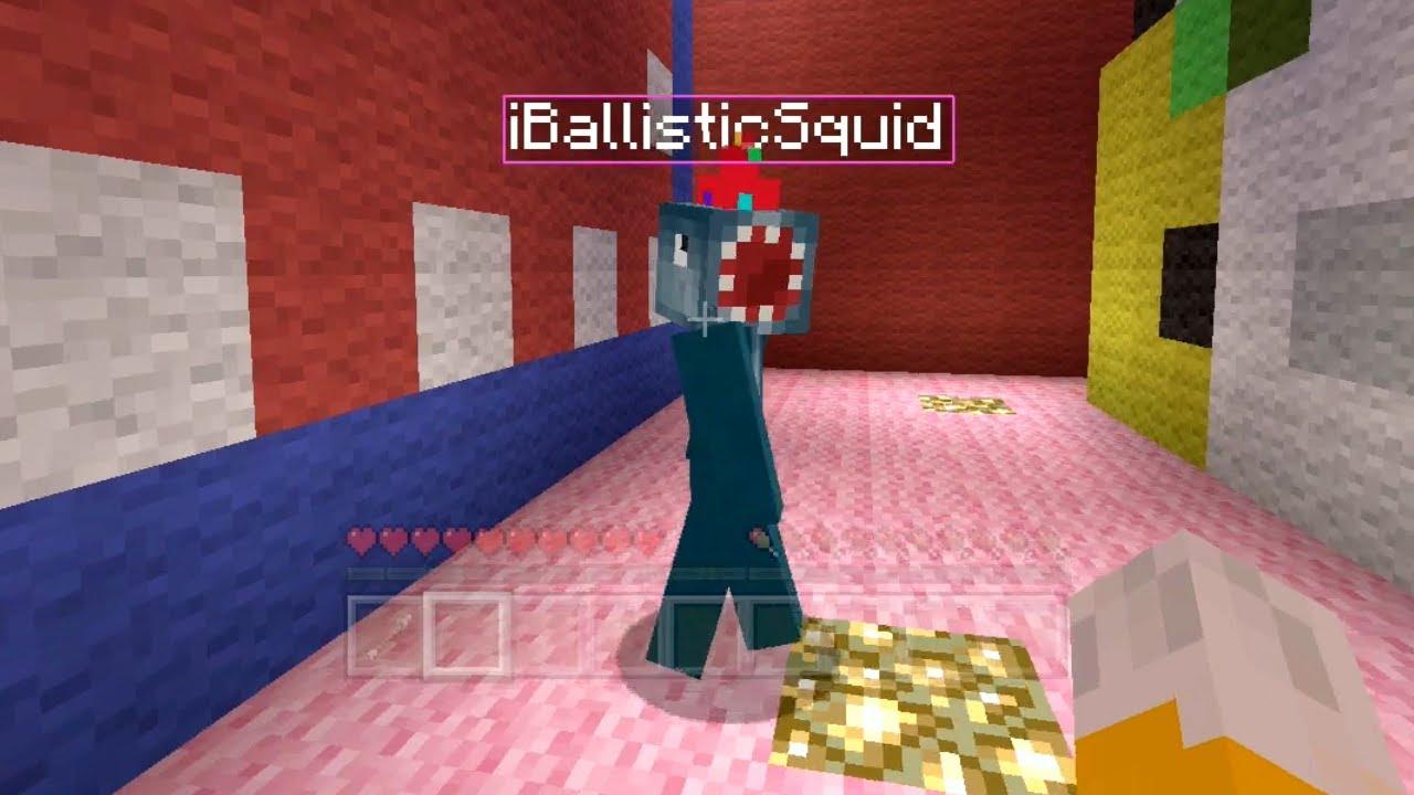 Minecraft Xbox - Candyland - Hunger Games