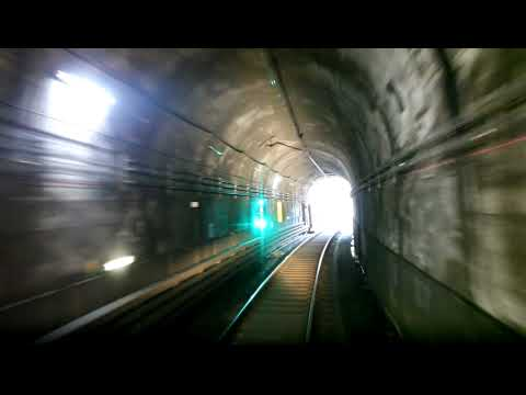 CityRail: Edgecliff to Bondi Junction on Eastern Suburbs Line