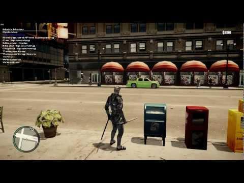 Grand Theft Auto IV Awesome Mods
