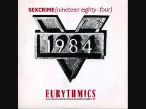 "Eurythmics - ""Sex Crime (1984)"""