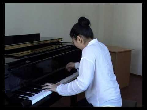 Umarova Shakhnoza Debussy Prelude premiere cahier Danseuse e Delphes  B  dur