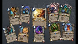 Hearthstone Quick Take: Witchwood Card Review #4