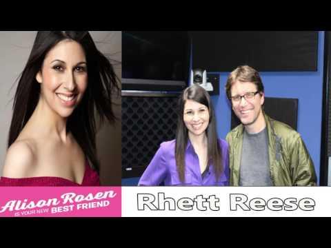 Alison Rosen - Episode # 45: Rhett Reese - Your New Best Friend