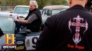 Counting Cars: Wannabe Race Car Driver | History