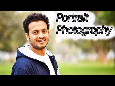 How to take better portrait photography | Hindi Photography Tutorial by WeekendFotography thumbnail