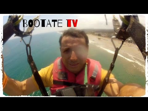 Parasailing Montañita HD | Ecuador Travel Guide - Siscomseg TV
